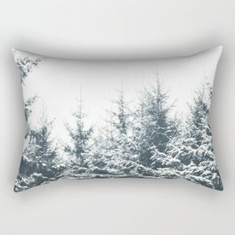 In Winter Rectangular Pillow
