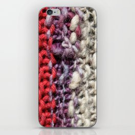 Yarn iPhone Skin