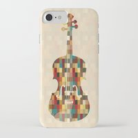 charlie iPhone & iPod Cases featuring Charlie by Halamo Designs