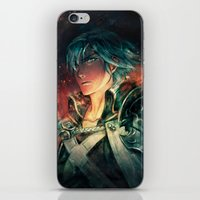fresh prince iPhone & iPod Skins featuring Fresh Prince of Ylisse by Alice X. Zhang