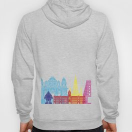 Chennai skyline pop Hoody