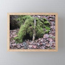 Where Do The Trolls Hide? Framed Mini Art Print