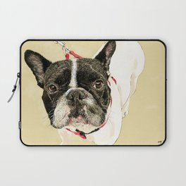 French Bulldog II Laptop Sleeve