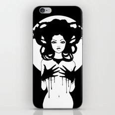 Ebony iPhone & iPod Skin