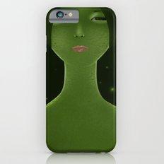 Woman_snake iPhone 6s Slim Case