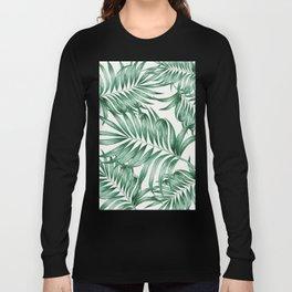 Palm Leaves Long Sleeve T-shirt