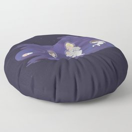 Space Walk Floor Pillow