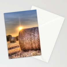 Summer Evening Farm Stationery Cards
