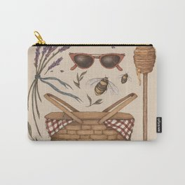 Summer Picnic Collection Carry-All Pouch