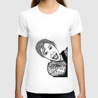 amelie T-shirts featuring Amelie by Addison Karl