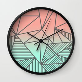 Bodhi Rays Wall Clock