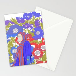 An American Girl Stationery Cards