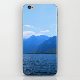 Koenigssee Lake with Alpes Mountains 2 iPhone Skin
