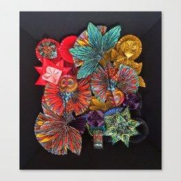 The Koi Canvas Print
