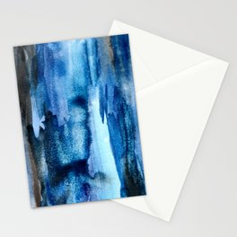 Deep Lapis Stationery Cards
