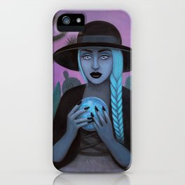 For Crystal Visions iPhone Case