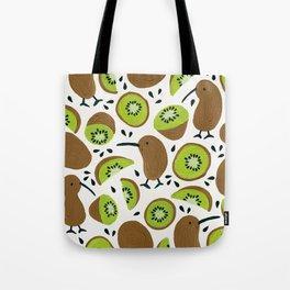 Kiwis & Kiwis Tote Bag