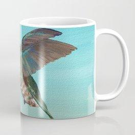 Hummingbird on the Move Coffee Mug