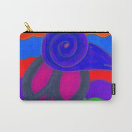 The Make Peace Bird Carry-All Pouch