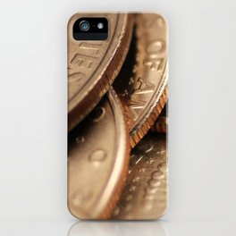 Coined iPhone Case