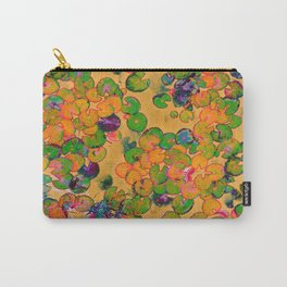 Lily Pad Tie Carry-All Pouch