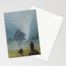 brothers in arms - worlord  Stationery Cards