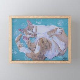 Zen Lily I Framed Mini Art Print