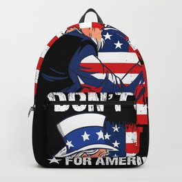 Resist Trump 2020 Election USA Gift Backpack