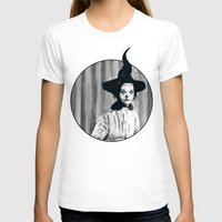 hocus pocus T-shirts featuring My Grandma Did The Hocus Pocus by Zombie Rust