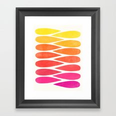 harmony 2 Framed Art Print