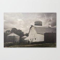 Summer Rains Canvas Print