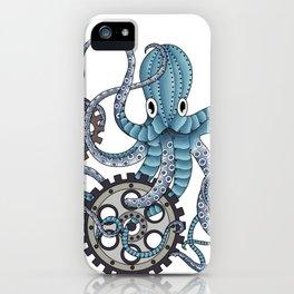 Miss. Octopus iPhone Case
