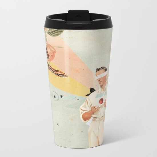A. Metal Travel Mug
