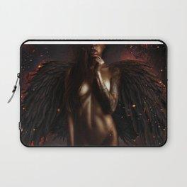 Bad Angel Laptop Sleeve