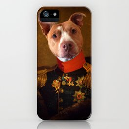General Guthrie iPhone Case