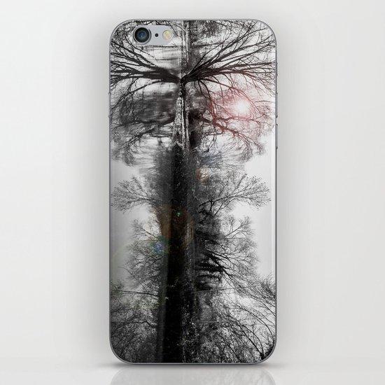 TREE-FLECTION iPhone & iPod Skin