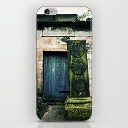 In Old Calton Cemetery iPhone Skin