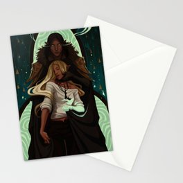 Ghost of mine Stationery Cards