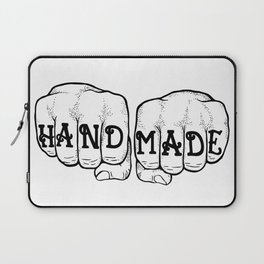 Hand Made & In Your Face Laptop Sleeve