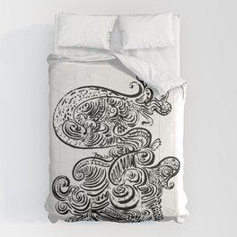Flow 004 Comforters