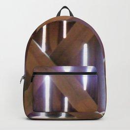 Rays of light Covered Bridge Backpack