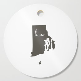 Rhode Island is Home Cutting Board