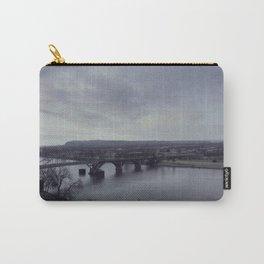 Arkansas River Bridge Carry-All Pouch