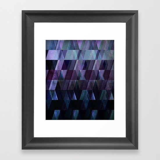 LYYNG_RSSPYNSS Framed Art Print
