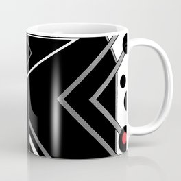 Nyyabinghi Space Warrior Coffee Mug