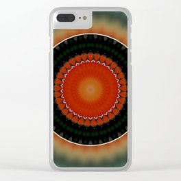 Some Other Mandala 750 Clear iPhone Case