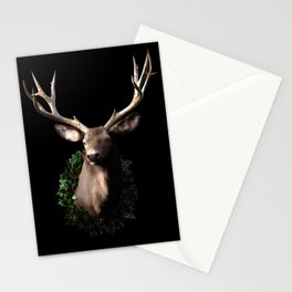 Christmas Stag Stationery Cards