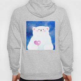 Little Love Bear Hoody