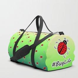 #BugLife (Ladybug) Duffle Bag