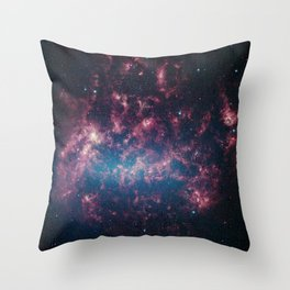 Large Magellanic Cloud Throw Pillow